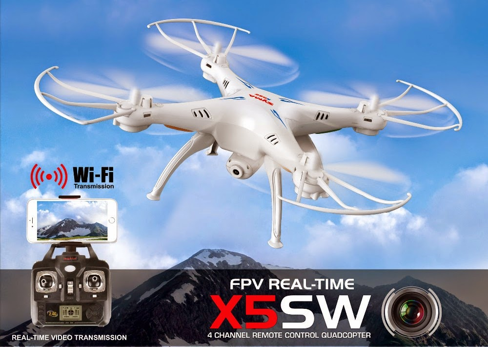 SYMA X5C Drone With HD Camera Quadcopter X5 Fly Drone
