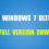 Windows 7 Professional / Ultimate Free Download ISO 32/64 bit