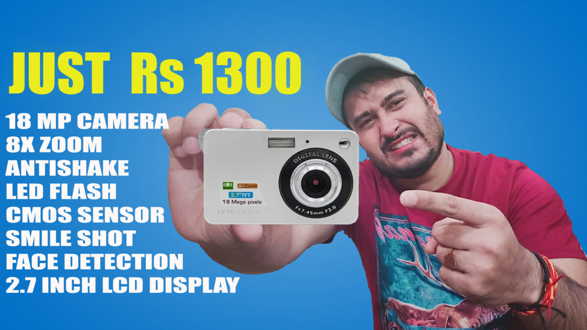HD DIGITAL CAMERA BUY