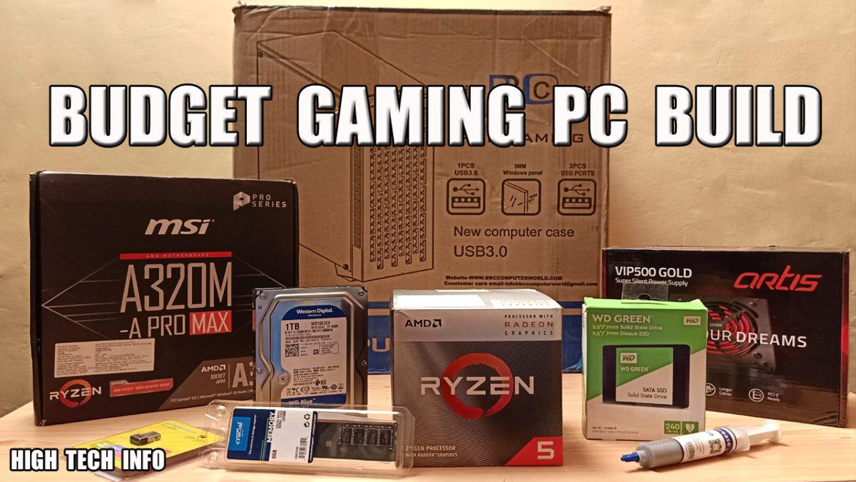 GAMING PC COMPONENTS