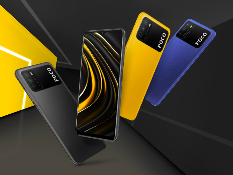 POCO M3 स्मार्टफोन हुआ लॉन्च, कीमत 9000 रुपये से भी कम